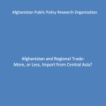 Afghanistan's Trade With Central Asian Countries