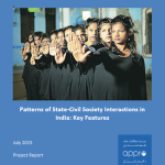 Patterns of State-Civil Society Interactions in India: Key Features