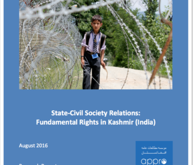 Fundamental Rights in Kashmir Features Image