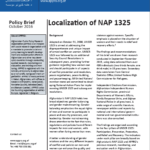 Policy Brief: Localization of NAP 1325