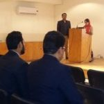 "Presentation on ""Changes in Fundamental Rights in Afghanistan"" at ACKU"