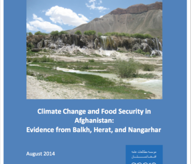 Climate Change and Food Security Featured Image