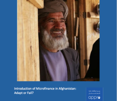 Micro-Finance in Afghanistan Featured Image