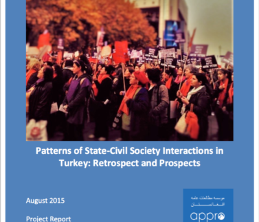 State-Civil Society Interactions in Turkey Featured Image