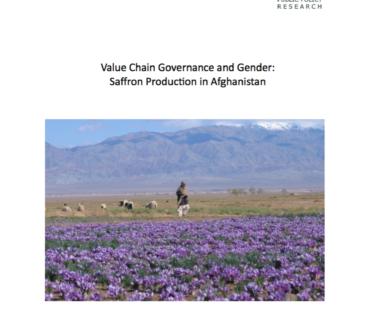 Value Chain Governance and Gender Featured Image