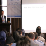 1st Civil Society Consultation Workshop on Open Government Partnership (OGP) in Afghanistan