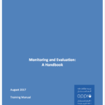 Monitoring and Evaluation: A Handbook