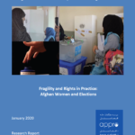 Fragility and Rights in Practice: Afghan Women and Elections